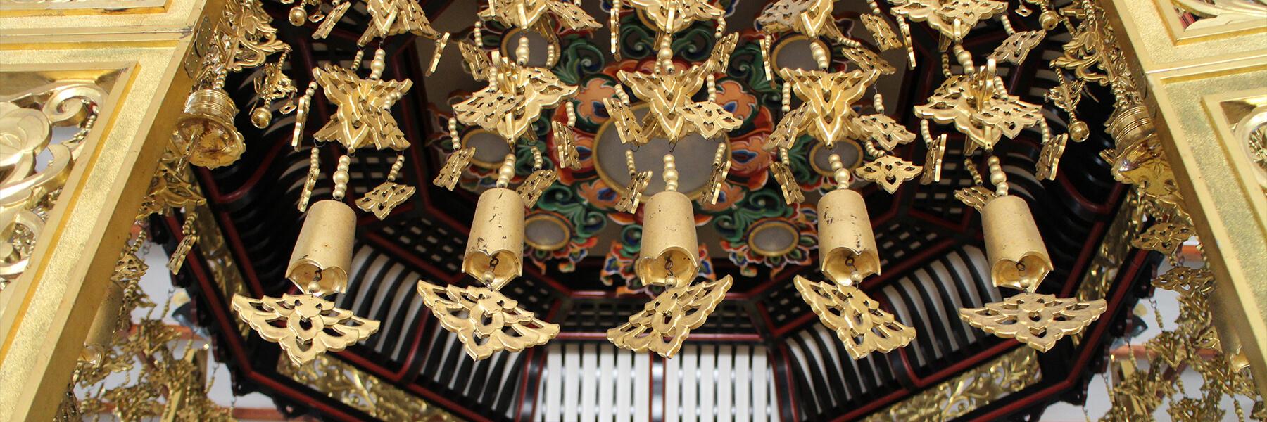 愛知県名古屋市にある宗派臨済宗妙心寺の蓬莱山徳源禅寺